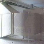 ductos acusticos de aire casetas acusticas mexico tesla energia creativa