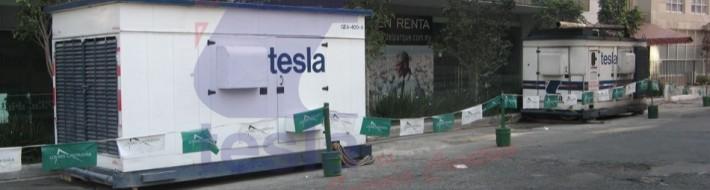 Renta de Plantas Diesel GEA400A 400 kilowatts y 150 kilowatts Proyecto Cantabria en la Ciudad de México. 2014.